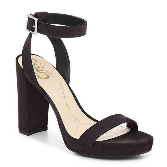 0fe350b211f1 Circus by Sam Edelman Shoes - Abigail black platform sandal